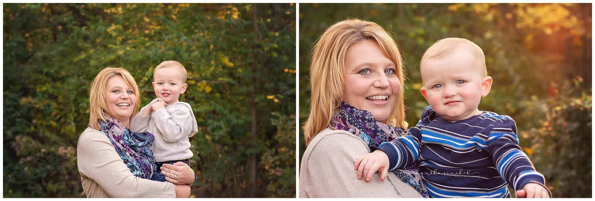 family pictures at french park with the tanton family with samantha sinchek photography