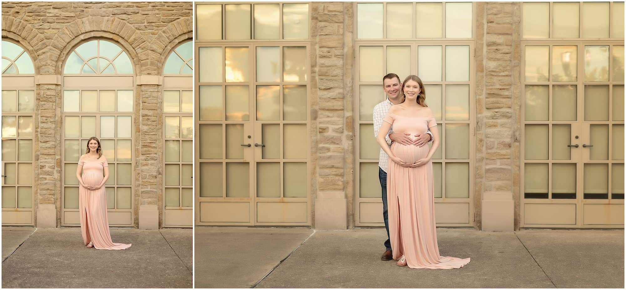 best maternity photographer in Cincinnati Ohio, Samantha Sinchek session with Amber at the beautiful Ault Park